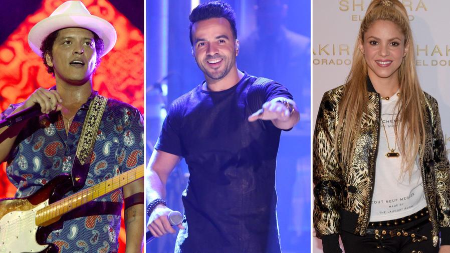 Nominados Grammys