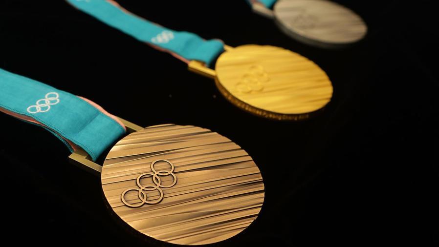 Medallas olímpicas de PyeongChang