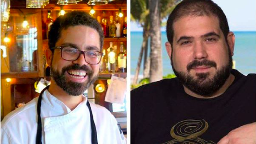 Jose Enrique and Gabriel Hernandez are recognized by the James Beard Awards