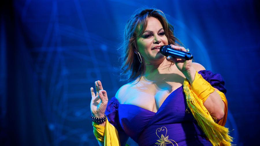 Jenni Rivera en concierto, 2010