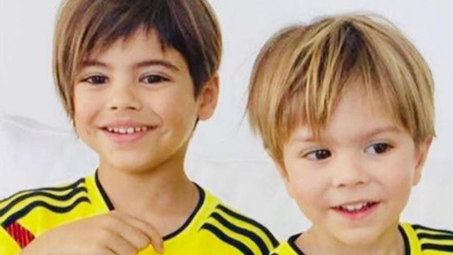 Hijos de Shakira