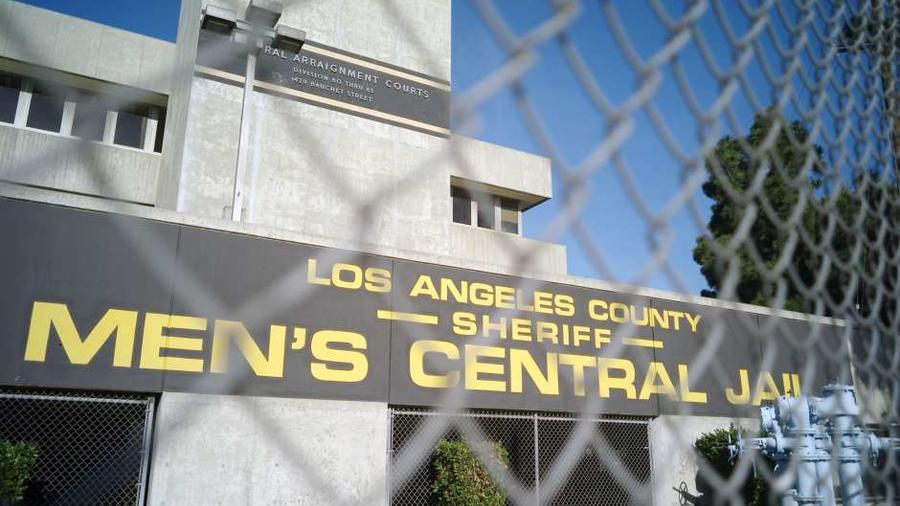 El sistema carcelario del condado de Los Ángeles es el más grande del país