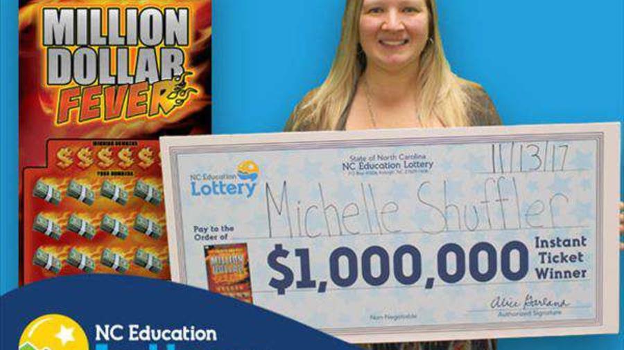 Mujer gana lotería dos veces