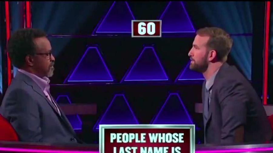 Hombre se equivoca en un concurso