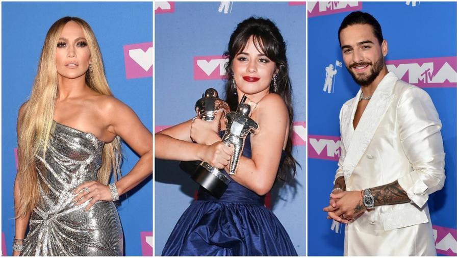 Latinos en los MTV VMAs