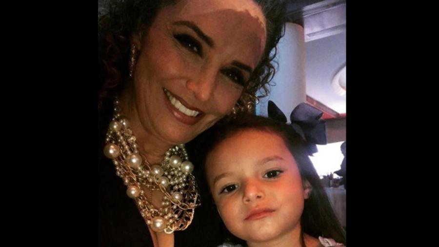 Mayra Rojas y Luciana Rojas