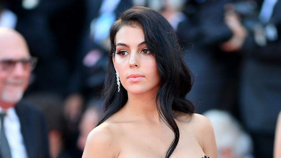 Georgina Rodríguez en el Festival de Cine de Venecia