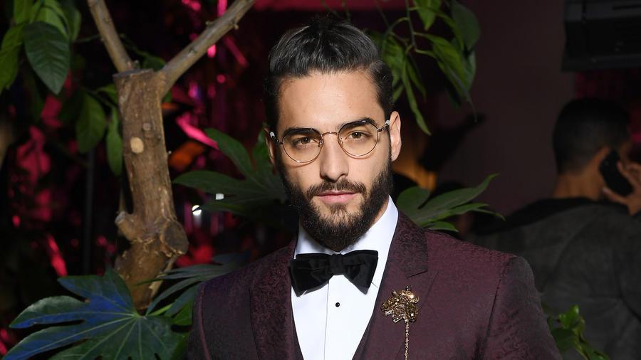 Maluma en Milan Men's Fashion Week 2018