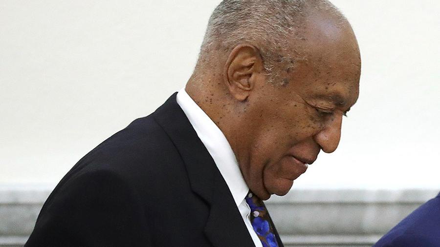 Bill Cosby llega a corte el martes 25 de septiembre de 2018