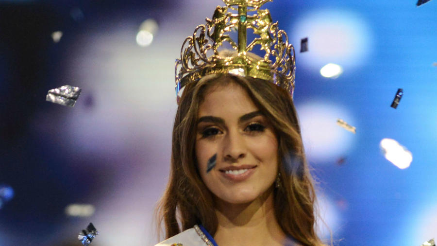 Miss Colombia 2018, Valeria Morales