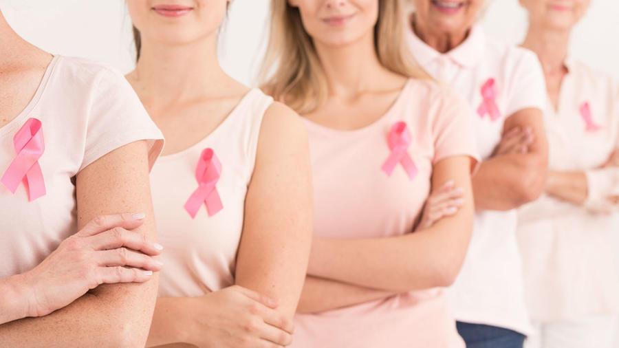 Mujeres contra el cáncer de mama