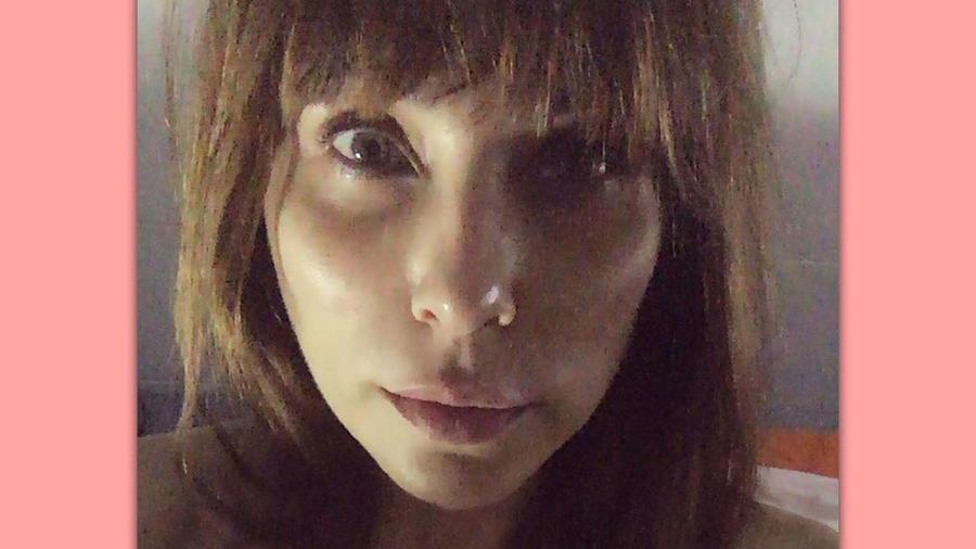 Lorena Meritano muestra sus senos