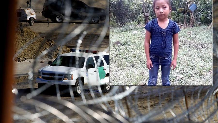Jakelin Amei Rosmery Caal Maquin murió bajo custodia de CBP.