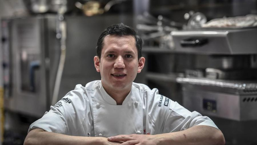 El chef mexicano Indra Carrillo ganó una estrella Michelin este 2019.