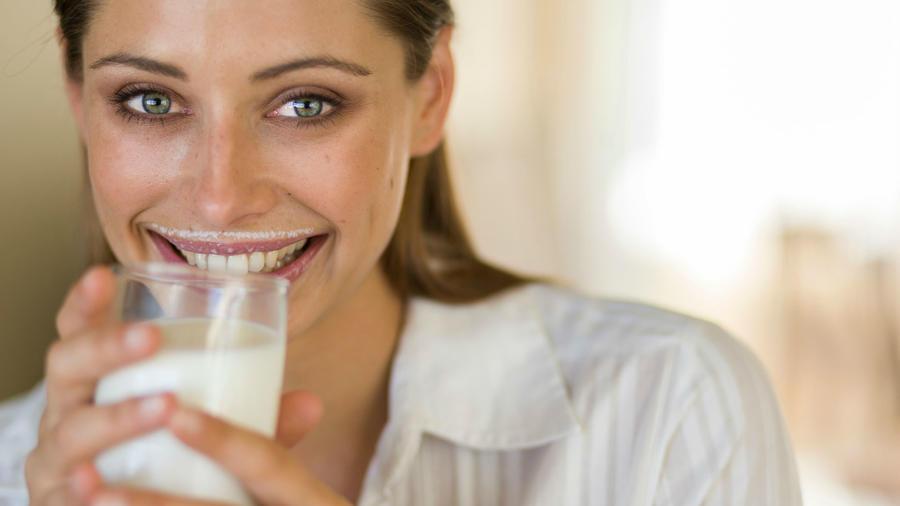 Alto consumo de leche