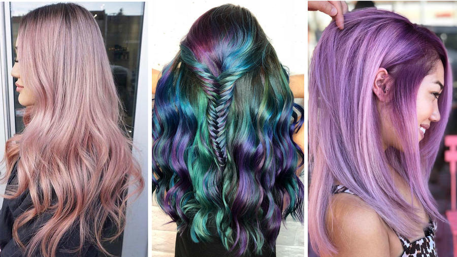 Tendencias de cabello para primavera