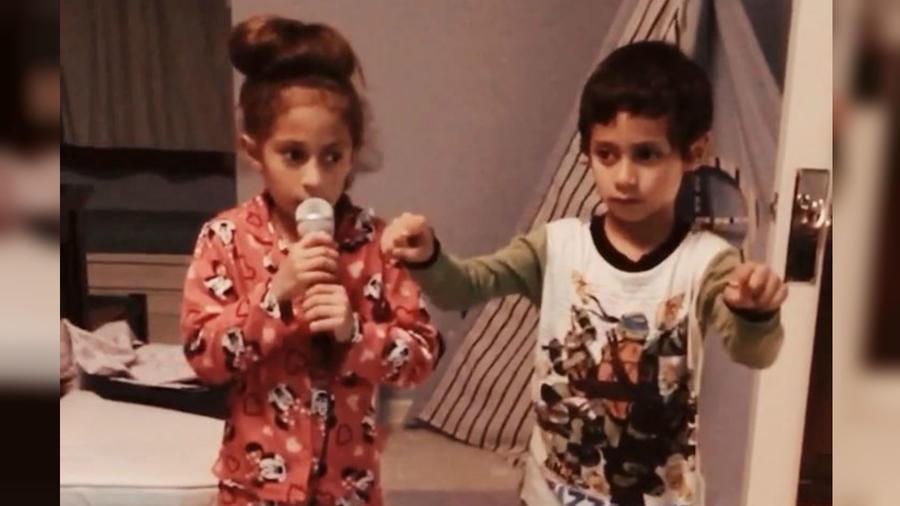 Max y Emme, los hijos de Jennifer Lopez
