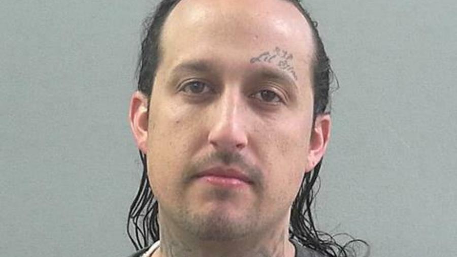 Cody Tripp, sospechoso de un asesinato en California, en una fotografía de archivo