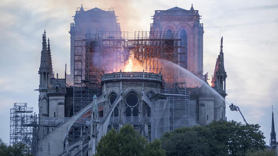 ¿Realmente predijo Nostradamus el incendio de la Catedral de Notre Dame?