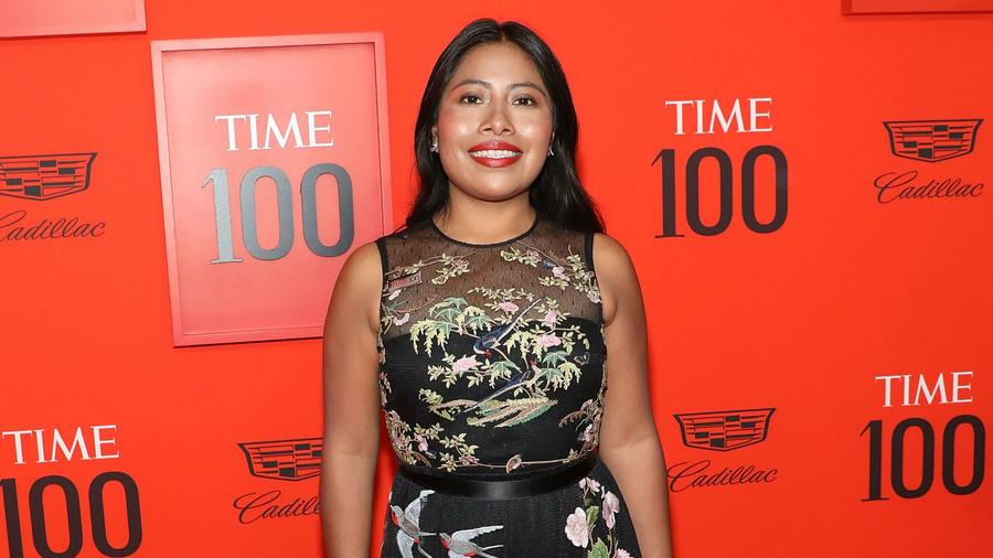 Yalitza Aparicio en la gala de la revista TIMES 2019