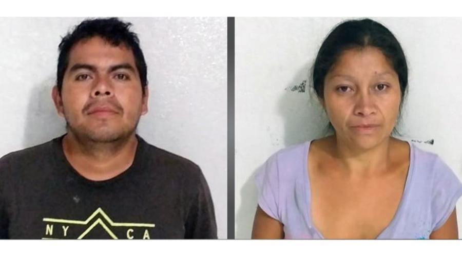 Los Monstruos de Ecatepec, una pareja de feminicidas condenados a 30 años de prisión por ocultación de cadáveres.