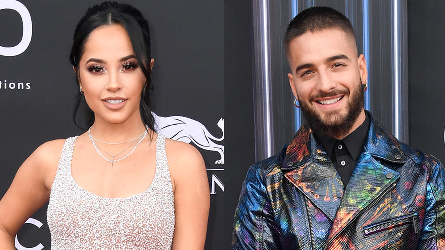 Becky G and Maluma