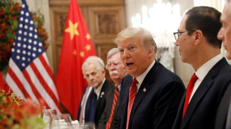 El presidente Donald Trump en una reunión bilateral con el presidente de China, Xi Jinping, el pasado diciembre en Buenos Aires, Argentina.