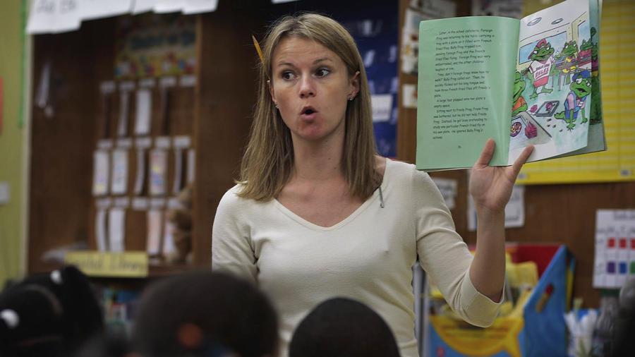 Maestra de Kinder renunció a su escuela y se vuelve viral.