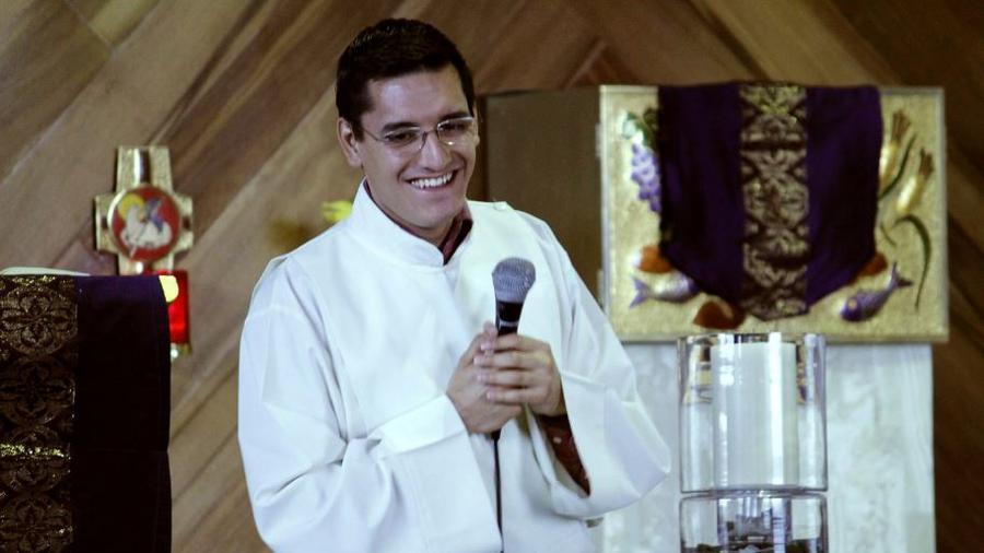 Fotografía sin fechar del seminarista y estudiante universitario Leonardo Avendaño, el cual fue secuestrado y hallado sin vida en Ciudad de México (México).