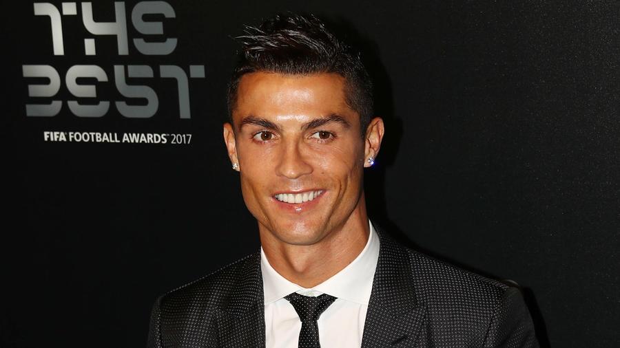 Cristiano Ronaldo Fifa Awards 2017