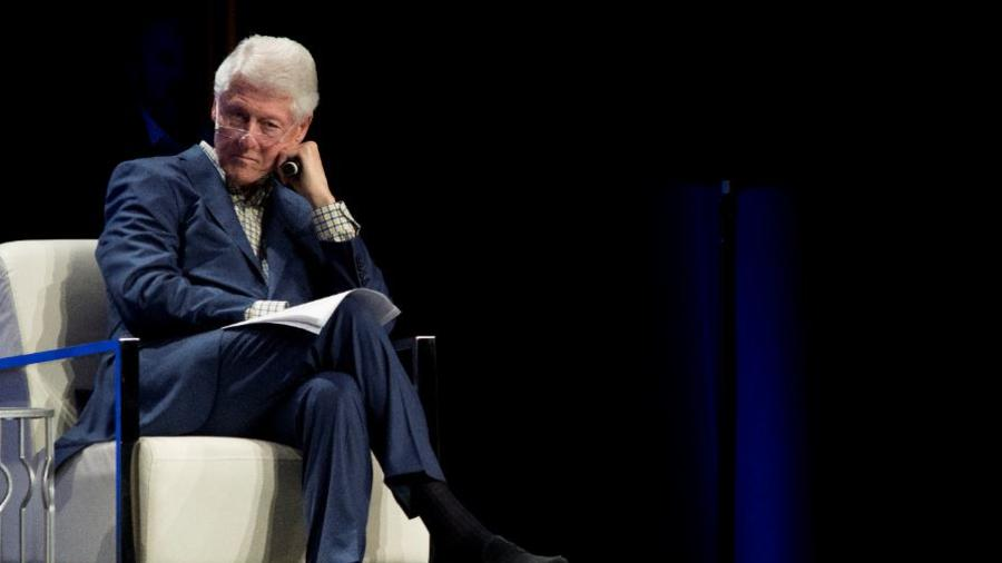 Bill Clinton en una foto de archivo.