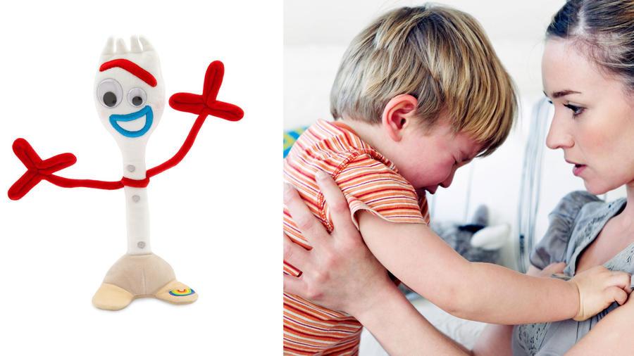 Forky puede causar daños en niños