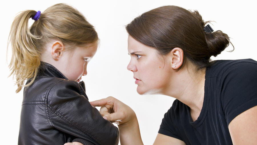 Padres abusivos