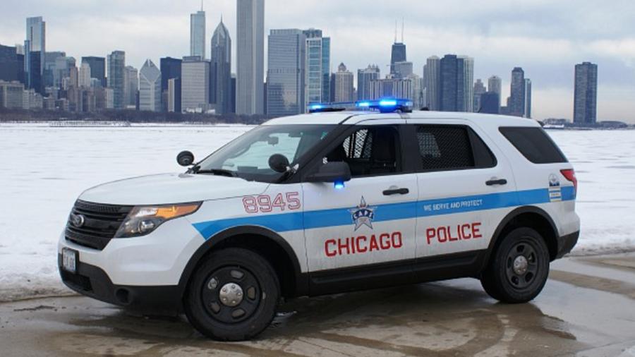 Patrulla de la Policía de Chicago