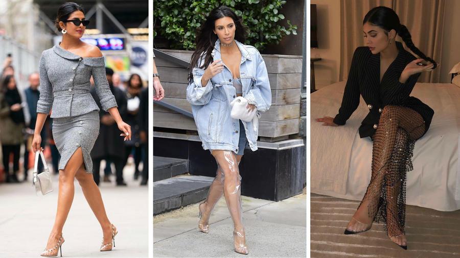 Priyanka Chopra, Kim Kardashian y Kylie Jenner