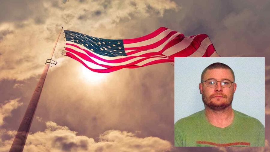Las autoridades de Montana acusaron a Curt James Brockway de asaltar a un menor luego de que un testigo dijo que arrojó al suelo a un niño de 13 años porque este no se quitó el sombrero durante el himno nacional.