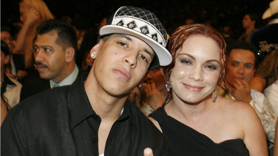 Daddy Yankee y Mireddys González en premios lo nuestro 2007