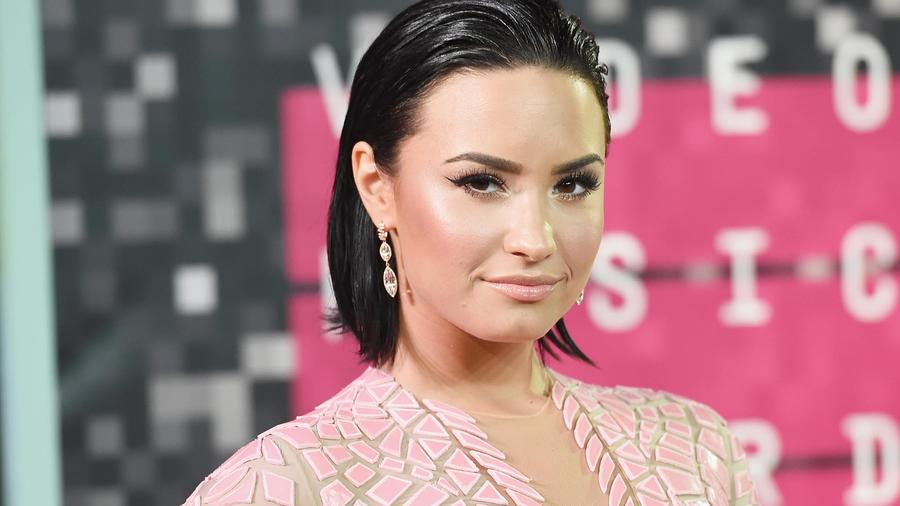 Demi Lovato en los MTV Video Music Awards del 2015