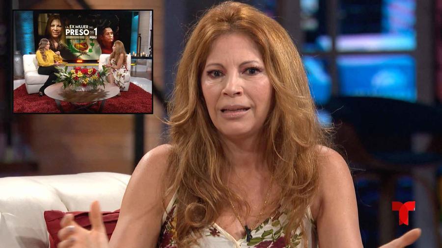 Jaqueline Beltrán durante entrevista exclusiva en Un Nuevo Día