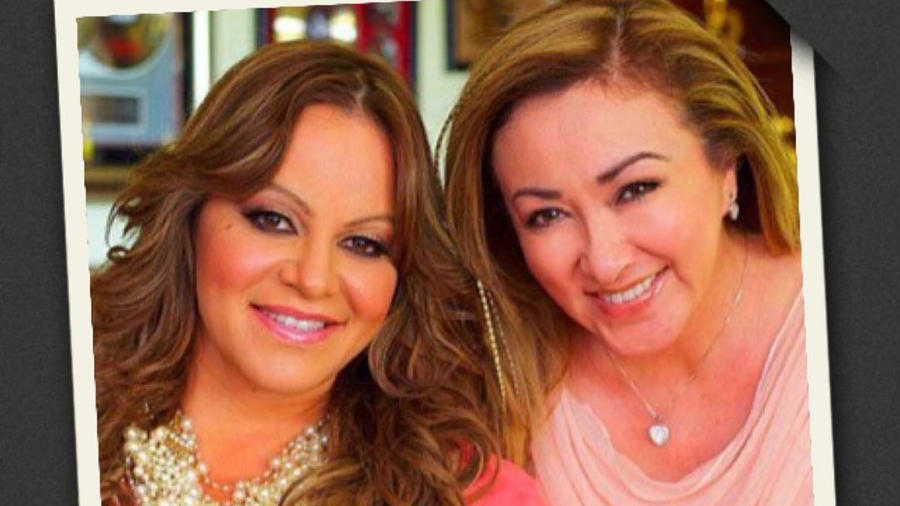 Jenni Rivera y Laura Lucio