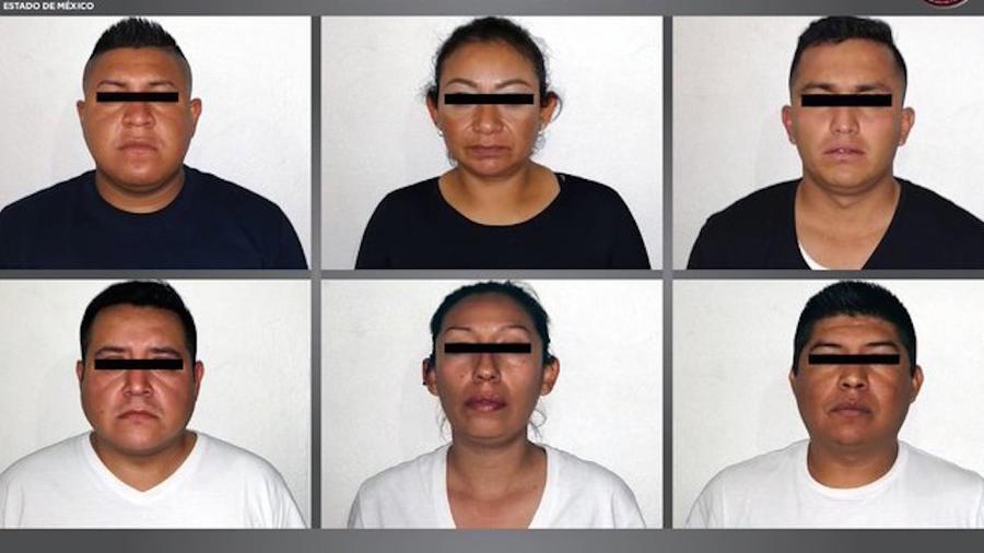 Policías mexicanos arrestados en Ecatepec por un caso de secuestro