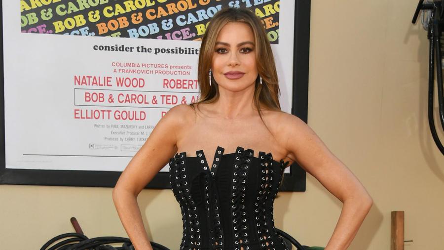 """Sofía Vergara en la premiere de """"Once Upon a Time in Hollywood"""""""
