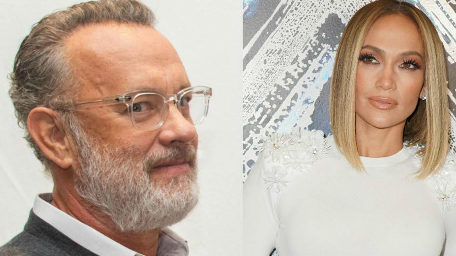 Tom Hanks y Jennifer Lopez