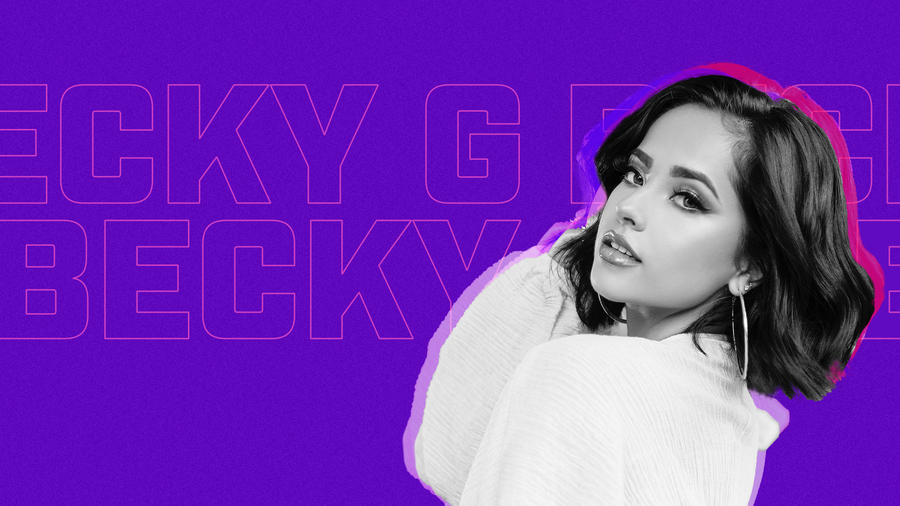 Becky G to Receive the Extraordinary Evolution Award at the 2019 Latin AMAs