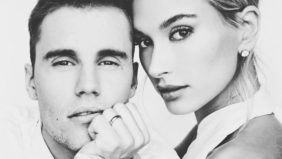 Justin Bieber y Hailey Baldwin anillos de bodas