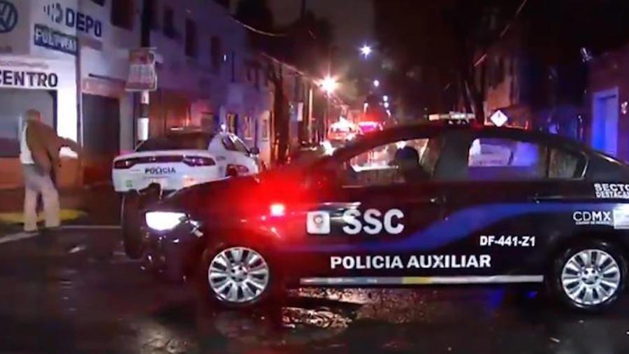 De acuerdo con los reportes, el hecho ocurrió en la vivienda marcada con el número 2831 de la calle Oriente 67, en la colonia Ampliación Asturias