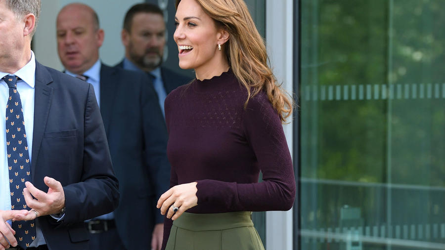 Kate Middleton en Londres