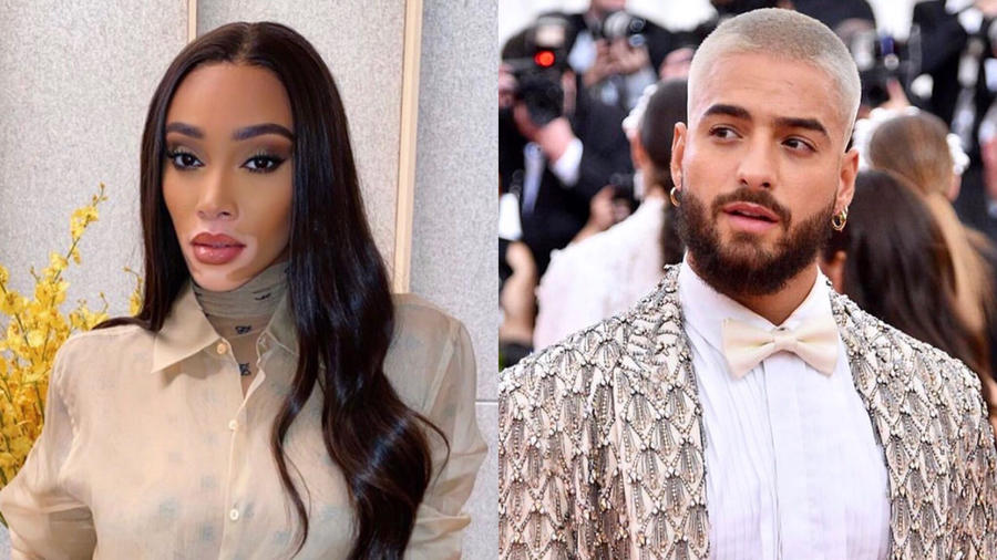 This is why Maluma and Winnie Harlow Are Sparking Dating Rumors? Could it be true?