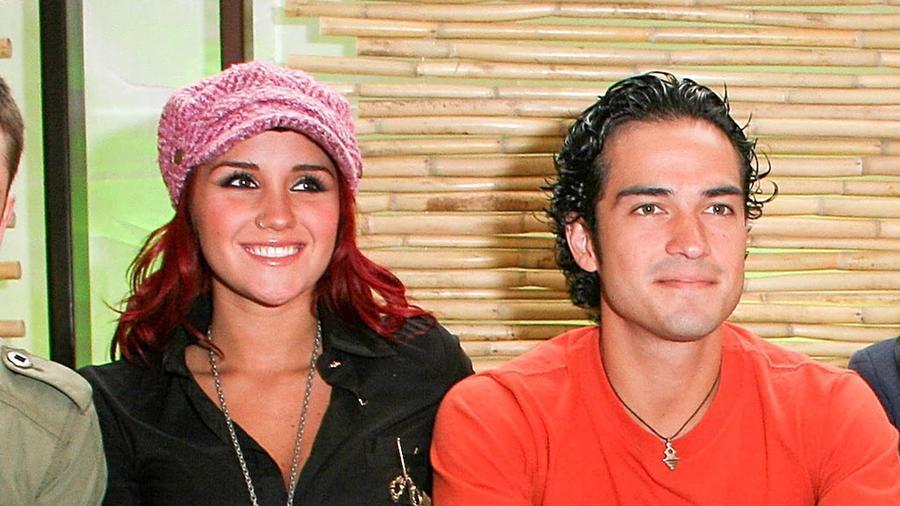 Alfonso Herrera y Dulce María