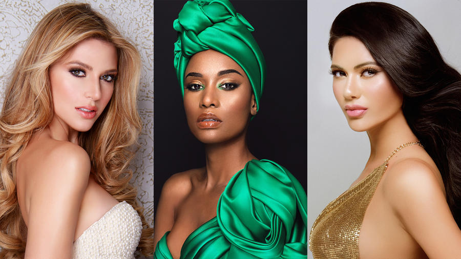 2019 Miss Universe: Top 10 Favorite Candidates